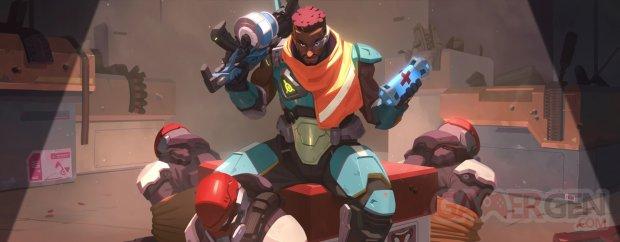 Baptiste  Nouveau héros Overwatch