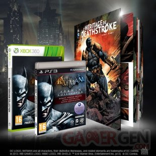 Batman Arkham Collection coffret 16.07.2014  (5)