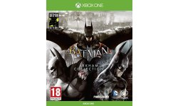 Batman Arkham Collection jaquette 2