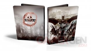 Batman Arkham Collection steelbook