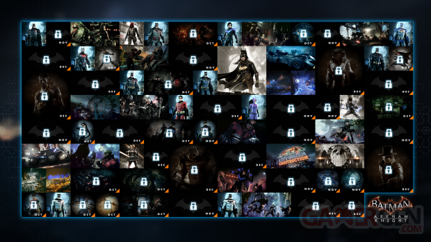 Batman Arkham Knight 16 10 2015 Season Pass