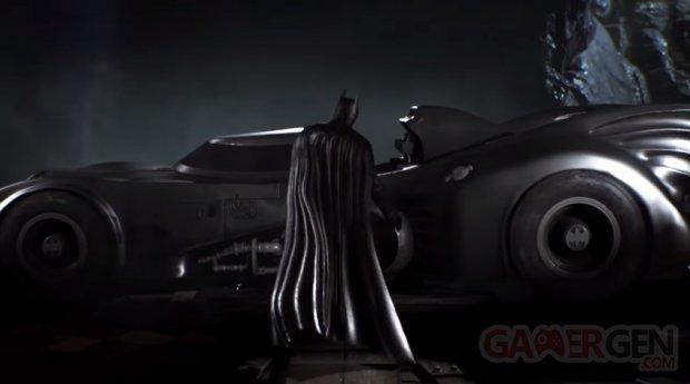 Batman Arkham Knight 1989 head