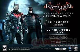 Batman Arkham Knight 23 05 2015 Gotham's Future Pack