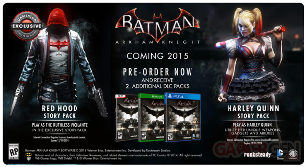 Batman Arkham Knight Red Hood 2
