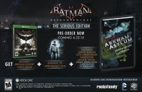 Batman Arkham Knight Serious Edition 1
