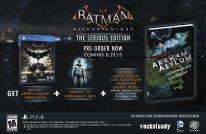 Batman Arkham Knight Serious Edition 2