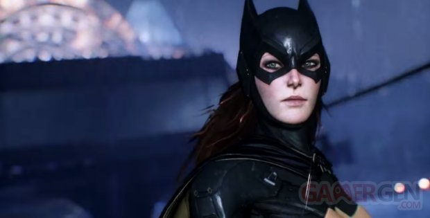 Batman Arkham Knight Une Affaire de Famille 06 07 2015 Batgirl head