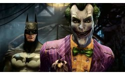 Batman Return to Arkham images