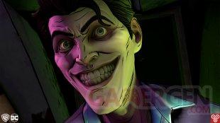 BATMAN The Enemy Within quatrième épisode What Ails You (2)
