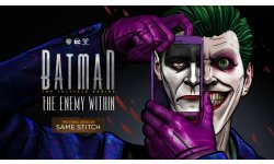 Batman The Enemy Within The Telltale Series Same Stitch
