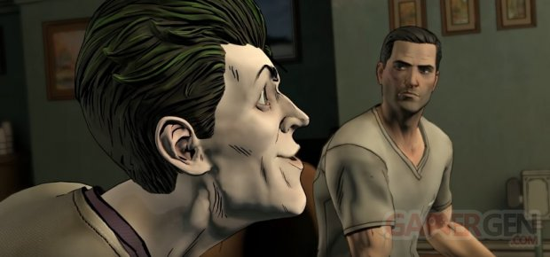 BATMAN The Telltale Game Series head Guardian of Gotham
