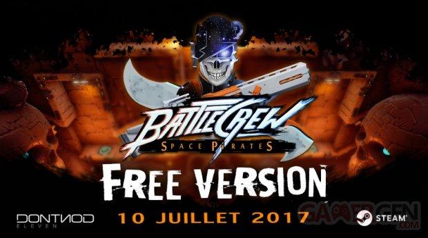 Battlecrew Space Pirate Date sortie