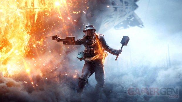 Battlefield 1 art