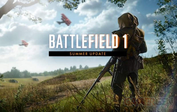 Battlefield 1 Summer Update