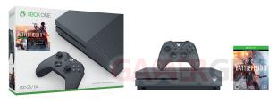 Battlefield 1 Xbox One S 500GB Storm Grey