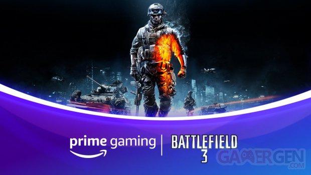 Battlefield 3 X Prime Gaming