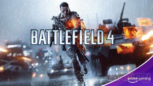 Battlefield 4 Prime Gaming.