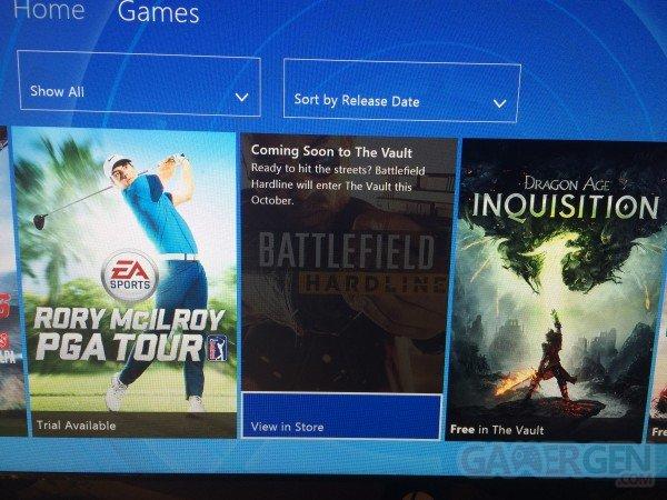 Battlefield Hardline Coffre EA Acces