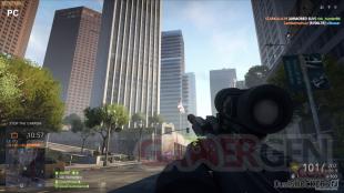 Battlefield Hardline comparaison PS4 PC 10
