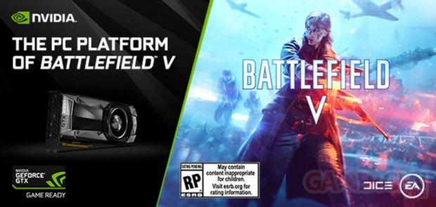 Battlefield V NVIDA GeForce GTX