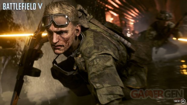 Battlefield V Opération Souterrain pic 1