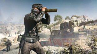 Battlefield v soutien
