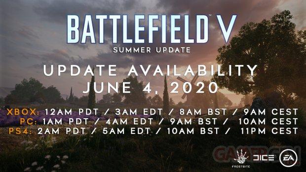 Battlefield V Summer Update screenshot 4