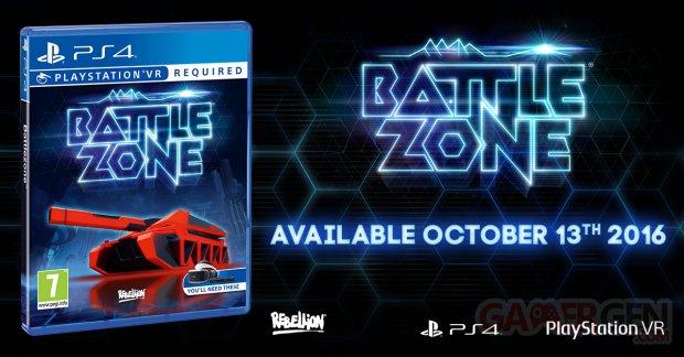 Battlezone jaquette