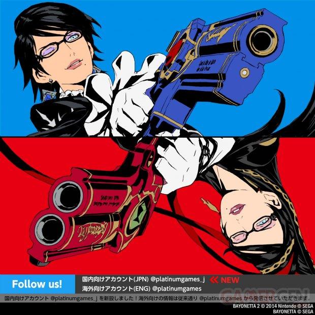 Bayonetta images twitter