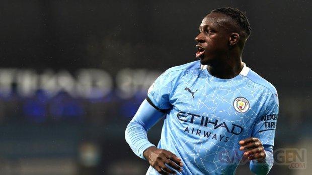Benjamin Mendy Manchester City FIFA 22