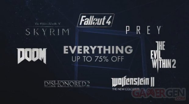 Bethesda Promotions