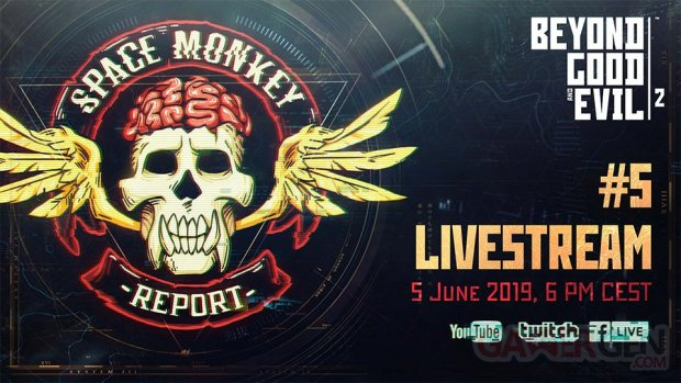 Beyond Good And Evil 2 Space Monkey Report 5 31 05 2019