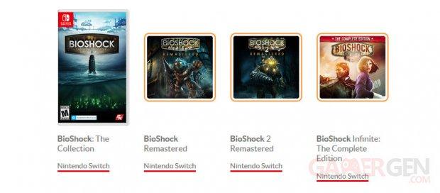 Bioshock et Borderlands (2)