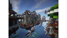 BioShock Infinite x Minecraft 3