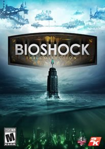 bioshock the collection cover art