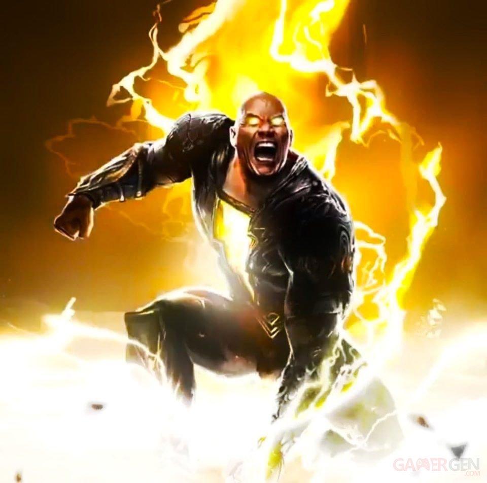 [DC FanDome] Black Adam : Les premiers concept arts (animés) du film !