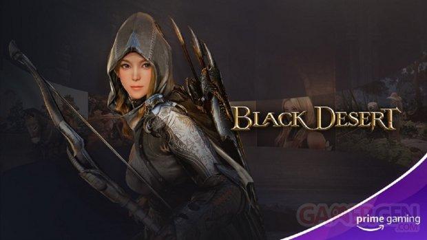 Black Desert Online Amazon Prime Gaming
