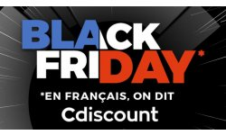Black Friday Cdiscount 2