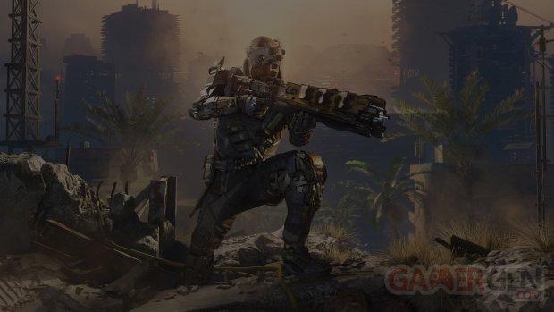 Black Ops 3 Specialist Prophet