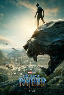 Black Panther poster SDCC 2017