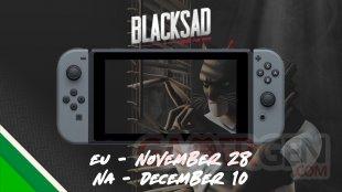 Blacksad Under the skin dates Switch 05 11 2019
