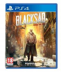 Blacksad Under the skin jaquette PS4 25 04 2019