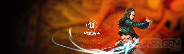 Blade & Soul Unreal Engine 4