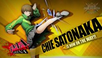 BlazBlue Cross Tag Battle Chie Satonaka