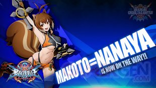 BlazBlue Cross Tag Battle Makoto