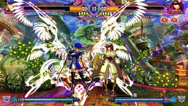 BlazBlueContinuumShift Hero v2