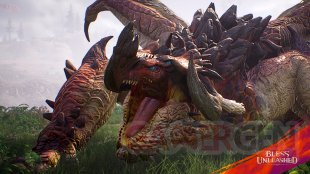 BlessUnleashed Dragon