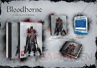 Bloodborne 11 12 2014 édition collector