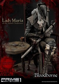 Bloodborne Lady Maria image screenshot 1.