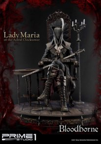 Bloodborne Lady Maria image screenshot 2.
